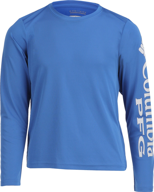 9c7804948ef Columbia Sportswear Boys' PFG Terminal Tackle Long Sleeve T-shirt | Academy