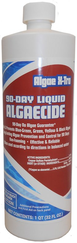Coastal Algae X-Tra 90-Day Liquid Algaecide