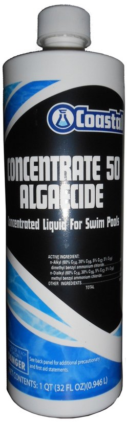 Coastal Concentrate 50 Algaecide