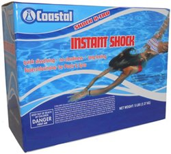 Coastal Shock X-Tra 5 lb. Instant Shock Treatment