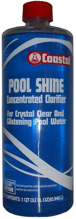 Coastal Pool Shine 1 qt. Concentrated Clarifier