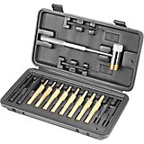 Wheeler Engineering 15-Piece Hammer and Punch Set