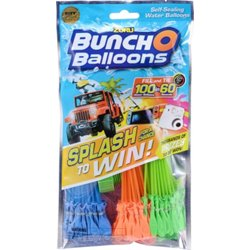 Bunch O Balloons Splash to Win Promotion with 100 Rapid-Filling Self-Sealing Water Balloons (3