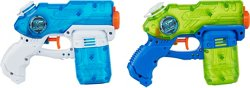 X-SHOT Stealth Soaker Small Water Blasters 2-Pack