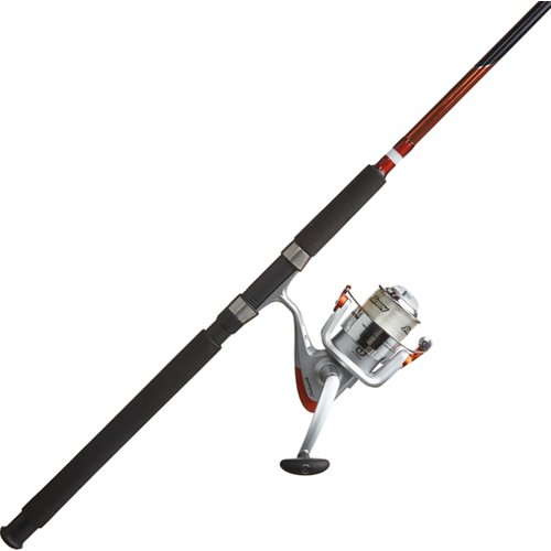 Shakespeare Catch More Fish 7 ft Catfish Spinning Rod and Reel Combo