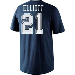 Nike Men's Dallas Cowboys Ezekiel Elliott 15 T-shirt