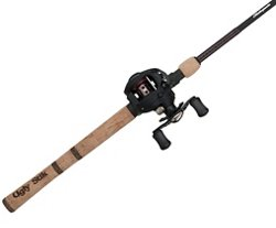 "Ugly Stik® Elite 6'6"" MH Baitcast Rod and Reel Combo"