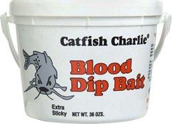 Catfish Charlie Blood Dip Bait