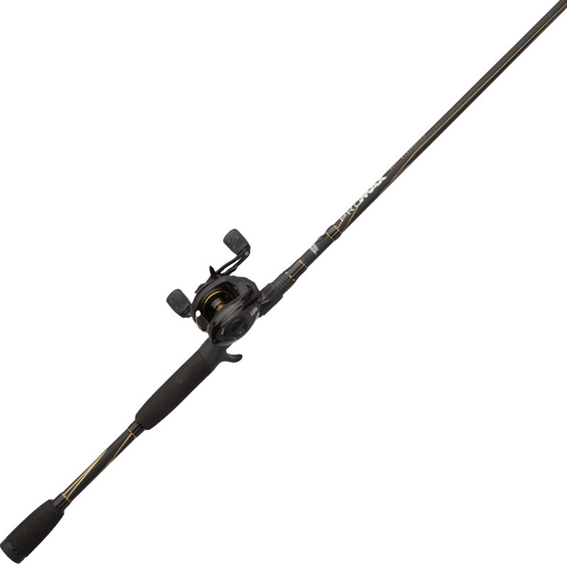 Abu Garcia Pro Max Combo 7′ MH Baitcast Rod and Reel Combo LH Black – Fishing Combos, Baitcast Combos at Academy Sports