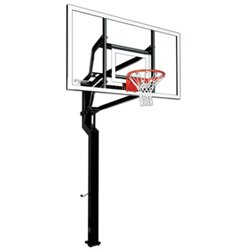 Signature Series MVP 72 in Inground Tempered-Glass Basketball Hoop