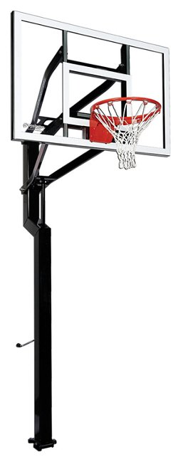 Signature Series All-Star 54 in Inground Tempered-Glass Basketball Hoop