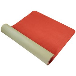 "Sunny Health & Fitness 2-1/2' x 6' x 1/4'"" TPE Exercise Yoga Mat"