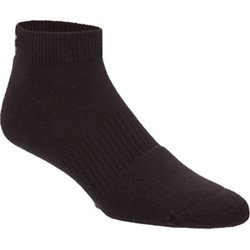 Men's Charged Cotton 2.0 Quarter Socks 6 Pack