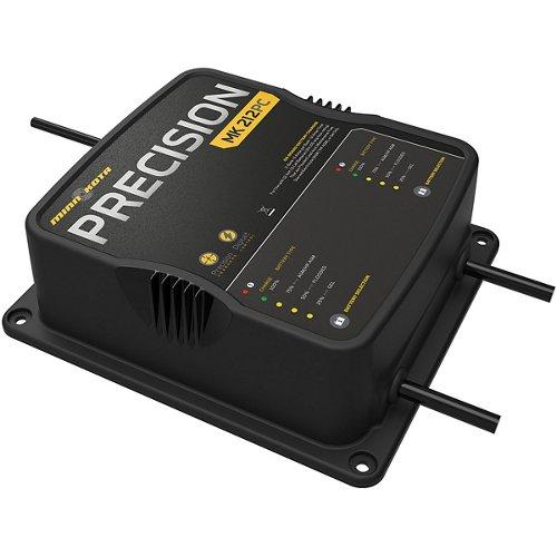 Minn Kota MK 212 PC 2-Bank Precision Digital Charger