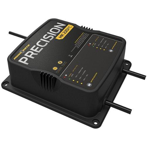 Minn Kota MK 220 PC 2-Bank Precision Digital Charger