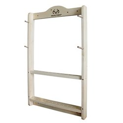Rush Creek™ Realtree 2-Compound Bow and 12-Arrow Wall Storage Rack