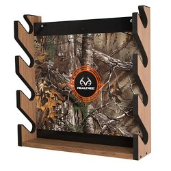 Rush Creek™ Realtree 4-Gun Wall Storage Rack