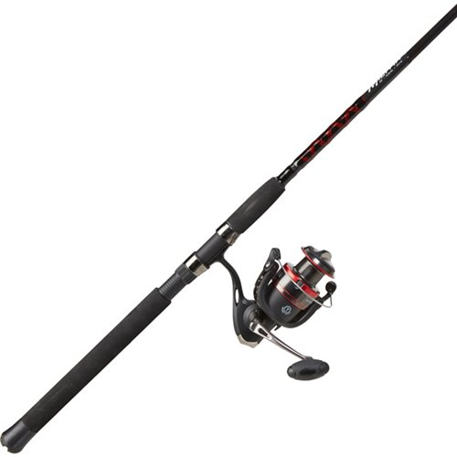 H2O XPRESS Militia 8 ft MH Saltwater Inshore Spinning Rod and Reel Combo