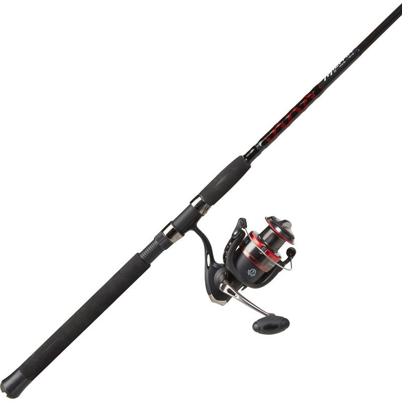 H2O Xpress Militia 8 ft MH Saltwater Inshore Spinning Rod and Reel Combo Black – Fishing Combos, Spinning Combos at Academy Sports