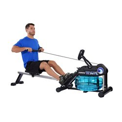 Elite 1450 Wave Water Rowing Machine