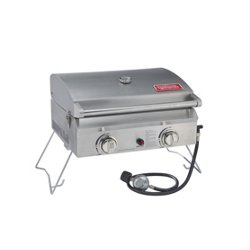 2-Burner Gas Portable Grill