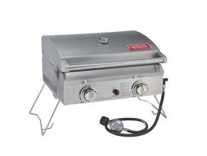 Outdoor Gourmet 2 Burner Gas Portable Grill Gas Grills Hover Click To Enlarge