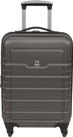 "SwissGear 19"" Hard-Sided Spinner Suitcase"