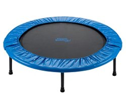 "Upper Bounce® Rebounder 40"" Round Mini Foldable Fitness Trampoline"