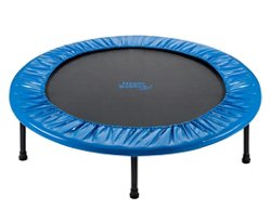 Upper Bounce 36 in Mini 2 Folding Rebounder Trampoline