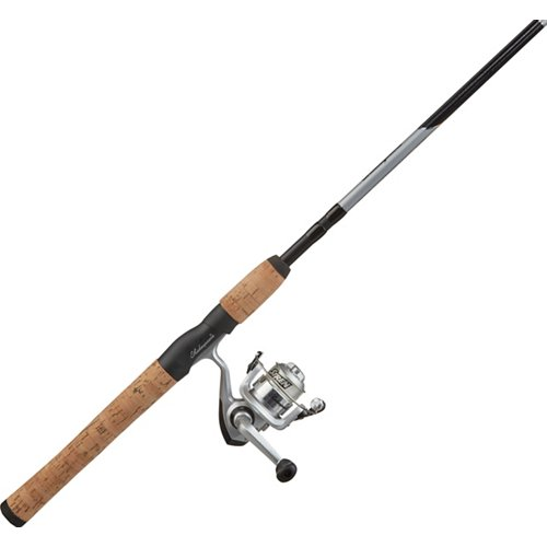 Shakespeare® Catch More Fish Crappie 7' L Spinning Rod and Reel Combo