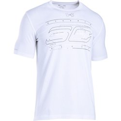 Under Armour Men's SC30 Moniker T-shirt