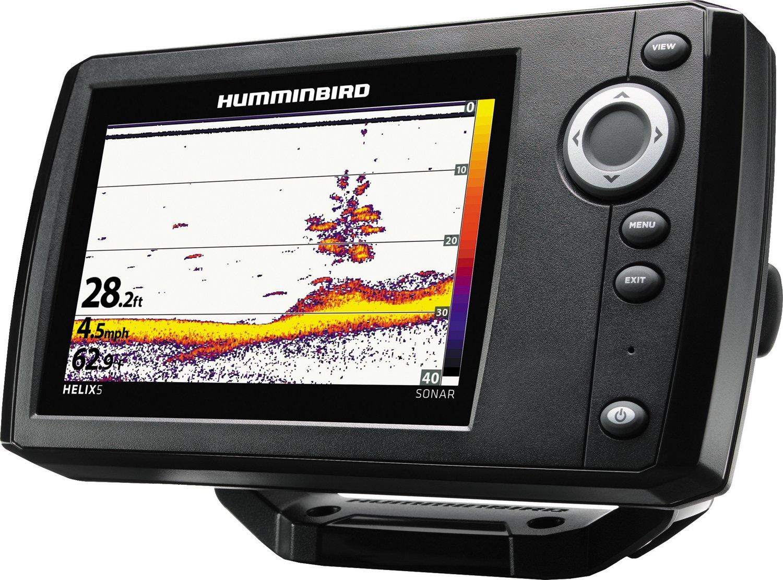 Humminbird Helix 5 Sonar G2 Fishfinder - view number 2