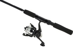 "Shakespeare® Travel Mate® 6'6"" M Spinning Rod and Convertible Reel Combo"