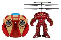 World Tech Toys Marvel Avengers: Age of Ultron Hulkbuster RC Helicopter