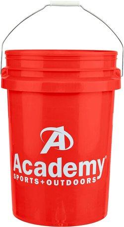 Academy Sports + Outdoors 6-Gallon Bucket