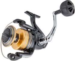 Socorro Saltwater Spinning Reel Convertible