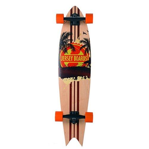 Jersey Boards Sunset Swallowtail 40 in Longboard