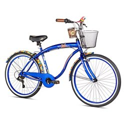 Men's Margaritaville Coast is Clear 26 in 7-Speed Cruiser Bicycle