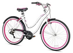 KENT Women's Susan G. Komen 26 in 7-Speed Cruiser Bicycle