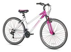 Women's Susan G. Komen 700c 21-Speed Hybrid Bicycle