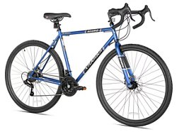 KENT Men's Takara Shiro 700c 21-Speed Road Bicycle