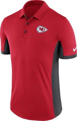 Nike™ Men's Kansas City Chiefs Evergreen Polo Shirt