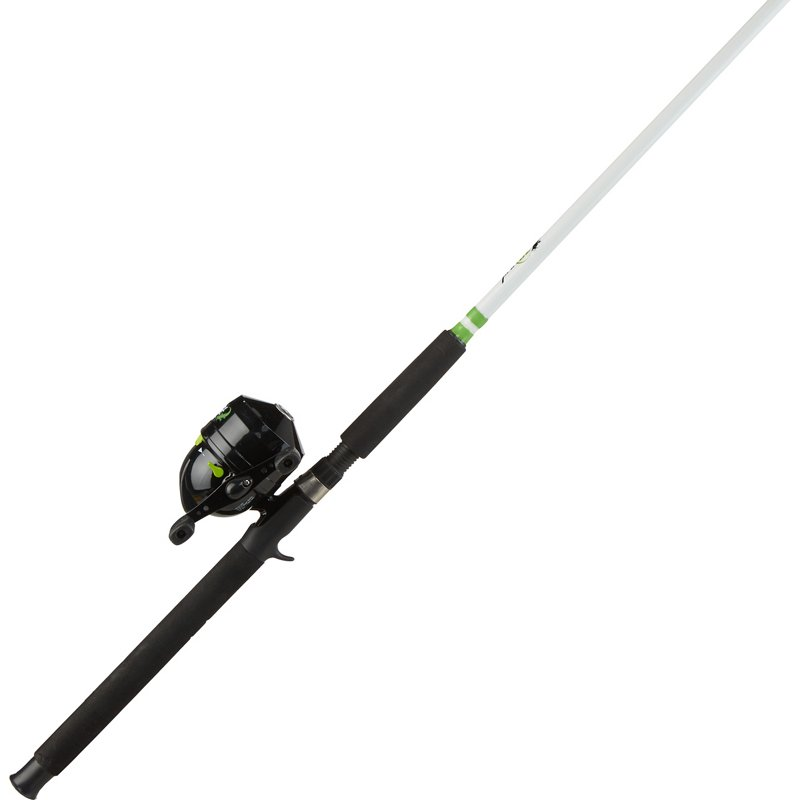 Pro Cat 15 6 ft 6 in MH 2-Piece Spincast Rod and Reel Combo White – Fishing Combos, Spincast Combos at Academy Sports