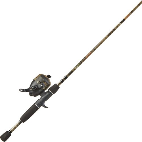 H2O XPRESS™ Mossy Oak Break-Up® COUNTRY 5'6' M FW Spincast Rod and Reel Combo