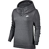 Women s Sportswear Funnel Neck Hoodie Quick View. Nike ae920be459