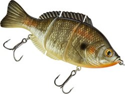 H2O XPRESS 4-1/2 in Jointed Sunfish Swim Bait