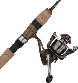 "Shakespeare® Wild Series 6'6"" M Spinning Rod and Reel Combo"