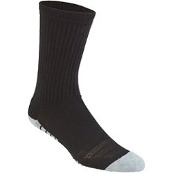 HeatGear Tech Crew Socks 3 Pack