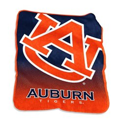 Logo Auburn University 50 in x 60 in Raschel Throw
