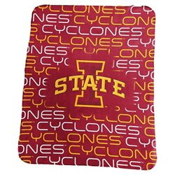 Logo Iowa State University 50 in x 60 in Classic Fleece Blanket